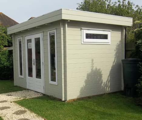 Homeopathic Consultation cabin